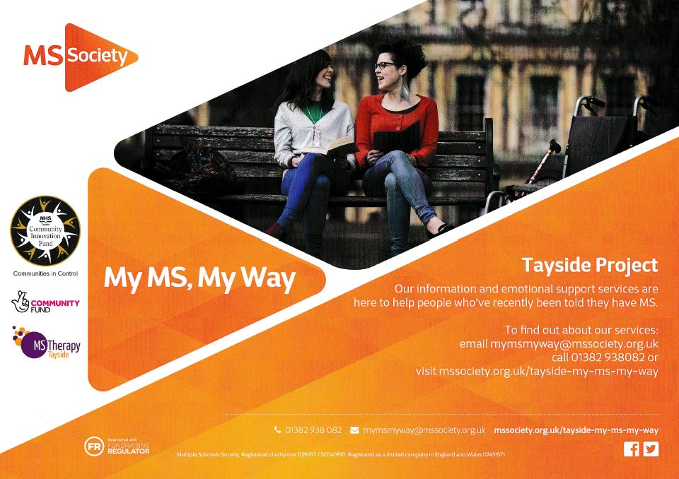 MS Society Tayside Project
