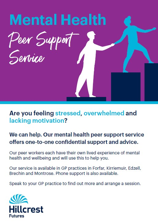 Mental Health Peer Support Service